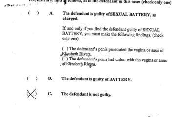 Verdict Scanner